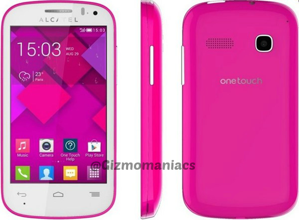 Alcatel One Touch Pop C3 - Features and Specifications