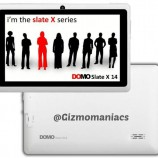 Domo Slate X14 Tablet launched for students with a cheap price tag