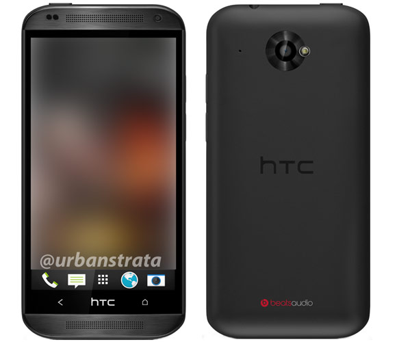 HTC Zara or HTC Desire 601