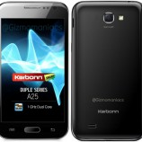 Karbonn A25 with specs