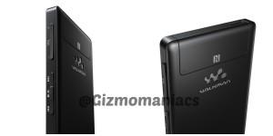 Sony F886 Walkman 1