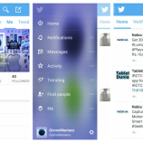 Twitter 5.0 for android devices – Amazing look, feel and some flaws!