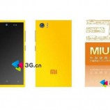 XiaoMi Mi3 – China made Lumia 920