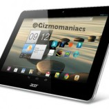 Acer Iconia A3 – 10.1 inch Budget Tablet, Price and details