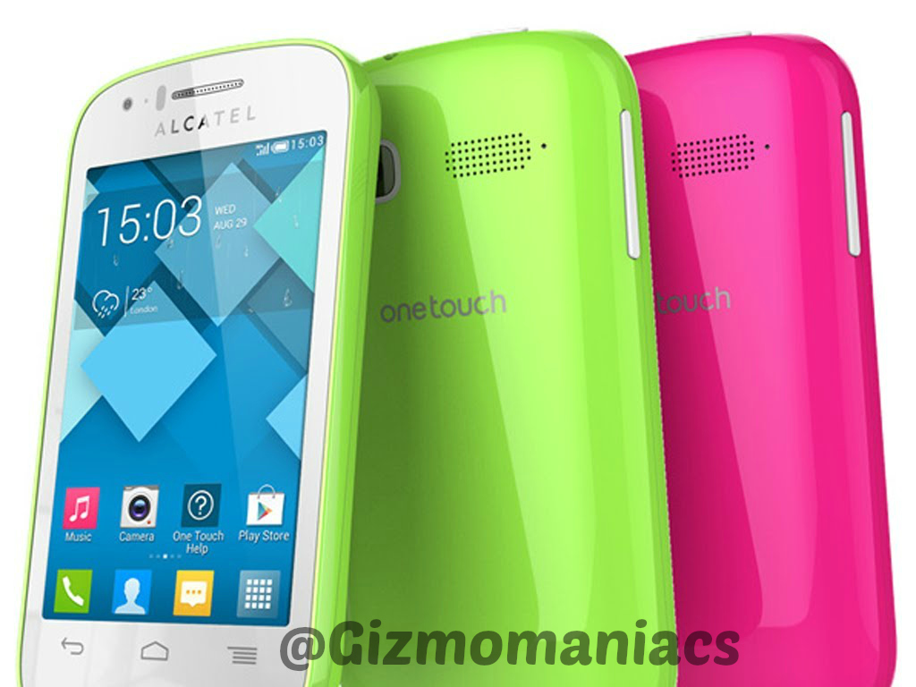alcatel One Youch Pop C7