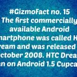 Gizmofact no. 15