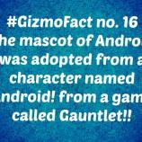 Gizmofact no.16