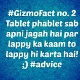 GizmoFact no. 2