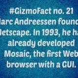 Gizmofact no. 21