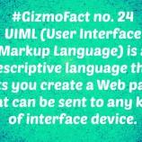 Gizmofact no. 24