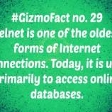 Gizmofact no. 29