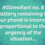 Gizmofact no. 8