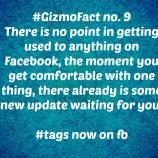 Gizmofact no. 9