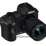 Samsung Galaxy NX Camera