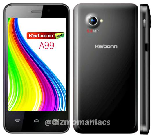 Karbonn A99 Smartphone