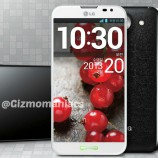 LG Optimus G Pro with specs detail