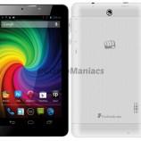 Micromax Funbook P410 Dual SIM Calling Tablet