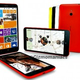 Nokia Lumia 1320 Mid-Tier Phablet