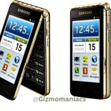 Samsung Galaxy Golden Flip – A Dual Screen Android Flip Phone!