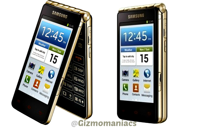Samsung Galaxy Golden Flip_1