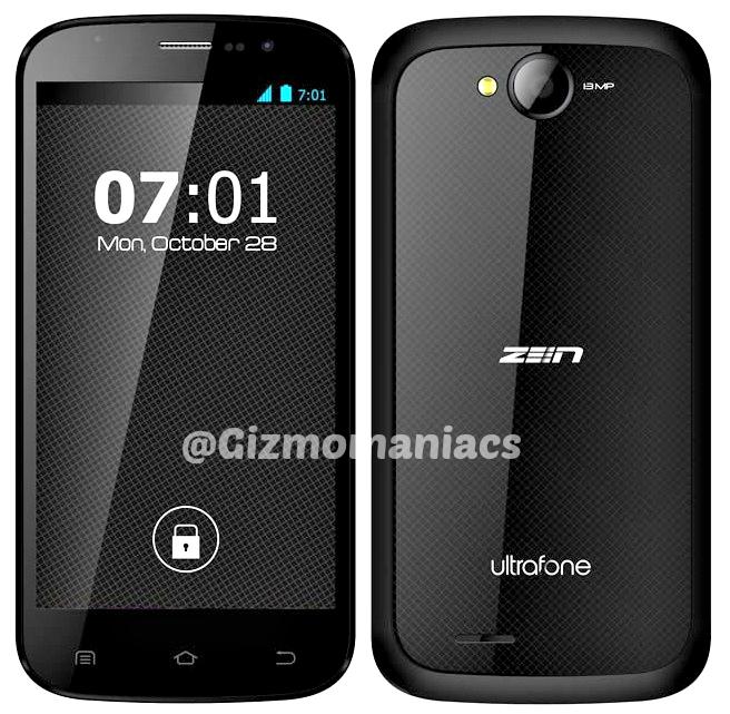 Zen Ultrafone Amaze 701