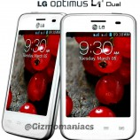 LG Optimus L1 II Dual Smartphone