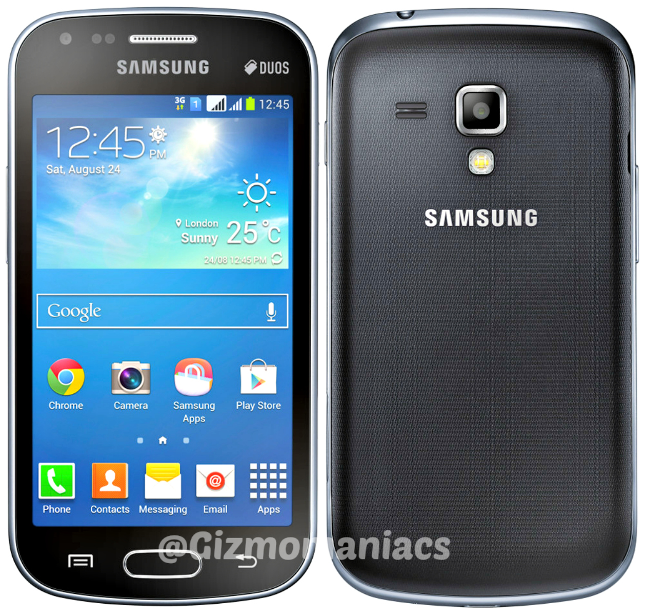 samsung galaxy s duos 2 gt s7582 specs and review gizmomaniacs. Black Bedroom Furniture Sets. Home Design Ideas