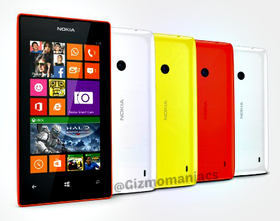 Nokia Lumia 525 – Windows Phone with 1GB RAM