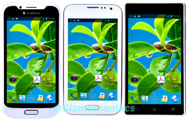 datawind pocketsurfer 5x 5 3g5 specs and details