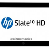 HP Slate10 HD – 10-inch Screen Full HD Android Tablet