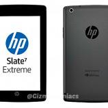 HP Slate7 Extreme – 7-inch Tegra 4 Processor
