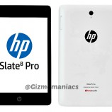 HP Slate8 Pro – 8-inch Android Tablet with Tegra 4 Processor