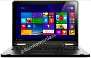 Lenovo ThinkPad Ultrabooks