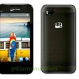 Micromax Bolt A61 with 4-inch display, listed on official website