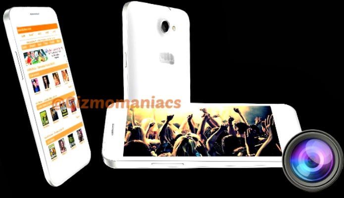 Micromax Canvas Blaze with GSM, CDMA Support_2