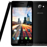Archos 45 Helium 4G announced at CES 2014