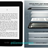 Kindle Paperwhite: The Touchscreen E-Reader with Light