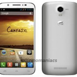Micromax Canvas XL A119 with 6-inch phablet listed online