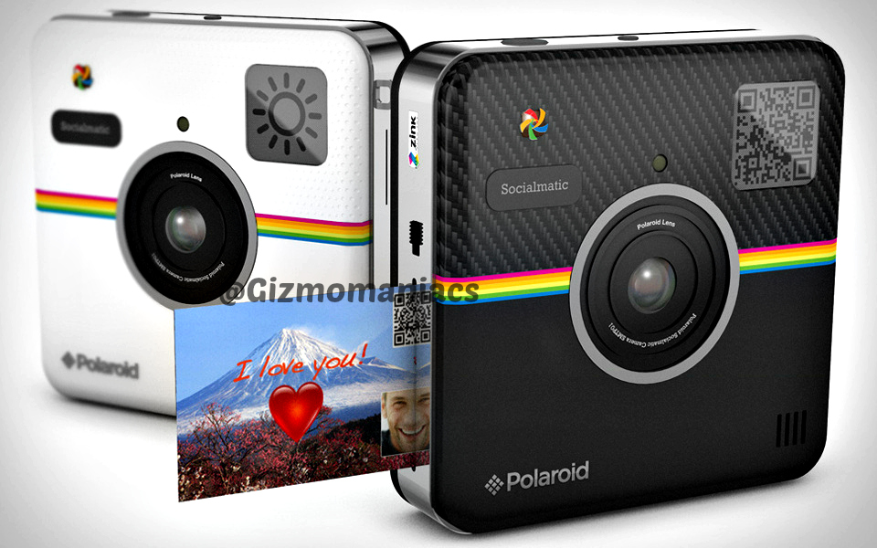 Polaroid Socialmatic Android Camera_3
