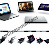 Flip Laptops by Sony Vaio