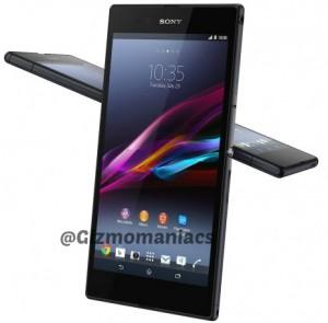 Sony Xperia Z Ultra(Wifi)_1