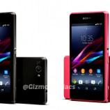 Sony Xperia Z1 Compact launched at CES 2014