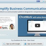 ChatWork – A Perfect Business Communication Tool On Cloud