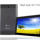 iBall Slide 3G 7334Q-10 – Affordable Tablet with Quad-core Processor