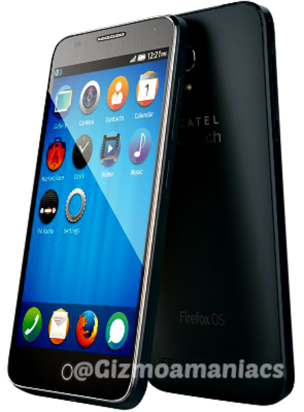 Alcatel OneTouch Fire 7 tablet