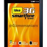 Idea! D 1000 – A Mid-range Idea Smartphone!