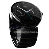 Moto 360 – First Smartwatch by Motorola