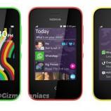 Nokia Asha 230 and Dual SIM – Specs and Details