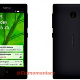 Nokia X+ Android smartphone listed online