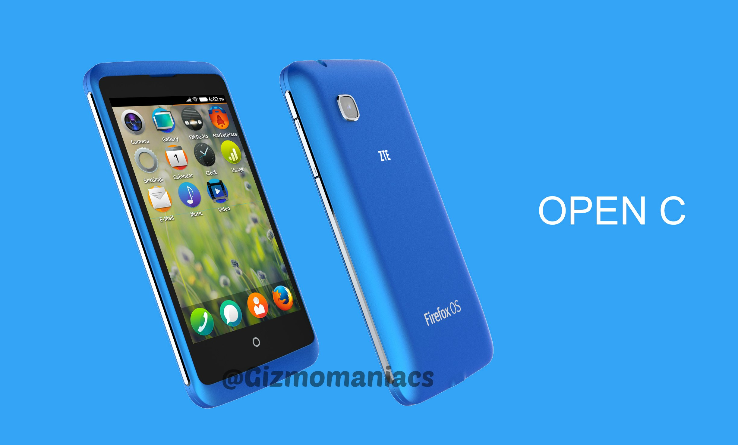 was tried zte open c specs Time Offer